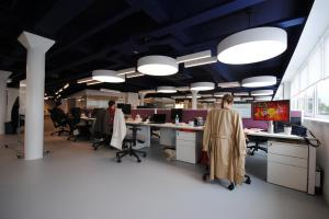 Office Fit Out Interior Design Glasgow Work space design