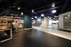 Office Fit Out Interior Design Glasgow
