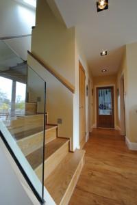 Architects Glasgow- Stair and Entracne hall, Hamilton