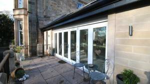 Tillicoultry house extension 04