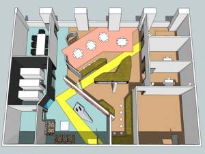 Architects Glasgow office design