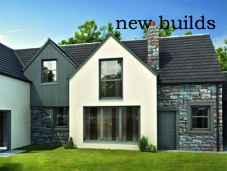 Allison Architects Glasgow new build design