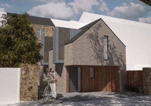 Glasgow Mews house Architects