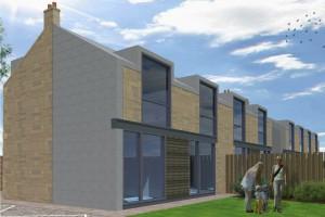 Allison Architects Glasgow mews design