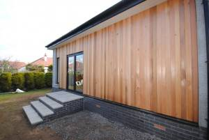 Allison Architects troon Extension