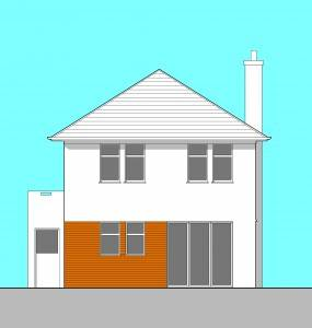 Newton Mearns Extension Design