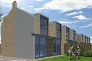 Allison Architects Glasgow west end mews design