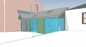 Extension design in cambuslang