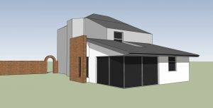 Architects Cambuslang, Allison Architects Cambuslang Extension Design