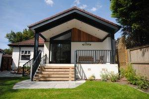 Bearsden Extension Architects Glasgow based design