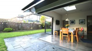 Allison Architects Glasgow external view of Stewarton Drive Extension