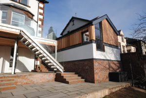 Allison Architects Glasgow Garden Office Design
