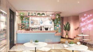 cafe design glasgow