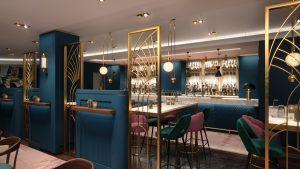 restaurant design glasgow