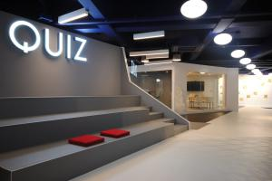 Quiz Clothing Office  Design - Allison Architects Glasgow- Image 7
