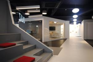 Quiz Clothing Office  Design - Allison Architects Glasgow- Image 9