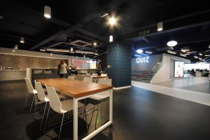 Quiz Clothing Office  Design - Allison Architects Glasgow- Image 13