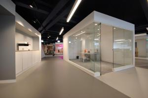 Quiz Clothing Office  Design - Allison Architects Glasgow- Image 10
