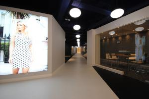 Quiz Clothing Office  Design - Allison Architects Glasgow- Image 1