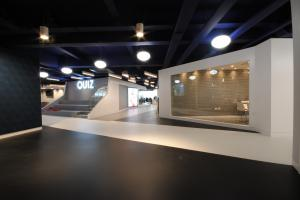 Quiz Clothing Office  Design - Allison Architects Glasgow- Image 3