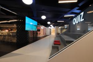 Quiz Clothing Office  Design - Allison Architects Glasgow- Image 5