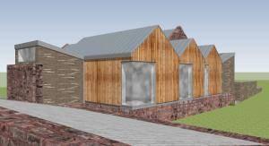 Allison Architects Glasgow - Steading Conversion 04