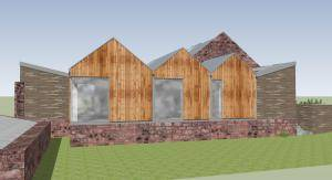 Allison Architects Glasgow - Steading Conversion 06