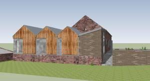 Allison Architects Glasgow - Steading Conversion 05