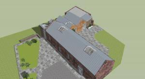 Allison Architects Glasgow - Steading Conversion 10