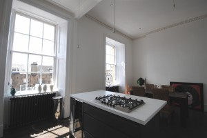 Townhouse Conversion, Townhouse Conversion, Glasgow. 9 Newton Terrace
