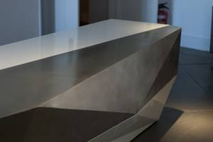 Architects Glasgow - Reception Desk Design 07
