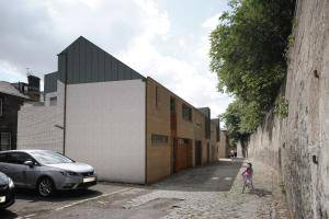 Glasgow Mews House Design 02