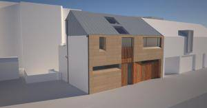 Glasgow Mews House Design 04