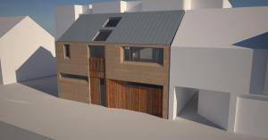 Glasgow Mews House Design 05