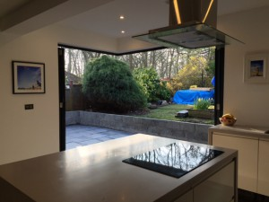 Architects Bearsden, Allison Architects Bearsden Extension