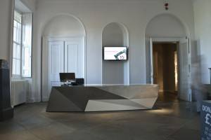 Architects Glasgow - Reception Desk Design 04