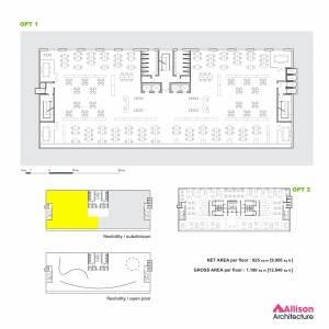Office design by allison architects glasgow 01
