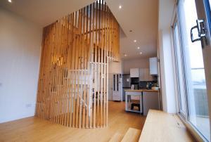 Glasgow modern staircase design 06