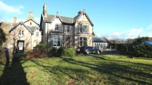 Architects Tillicoultry, Allison Architects Tillicoultry Mansion Extension Project