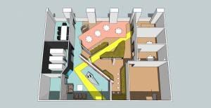 architects Paisley - Office interior design 01