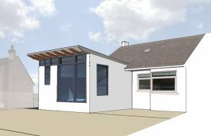 Architects Milngavie Extension 04