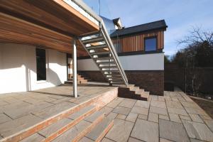 Architects Jordanhill, Jordanhill Garden Office Design