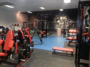 Architects Glasgow - Gym design 06