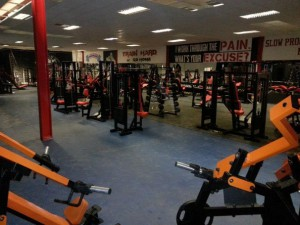 Architects Glasgow - Gym design 05
