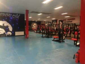 Architects Glasgow - Gym design 04
