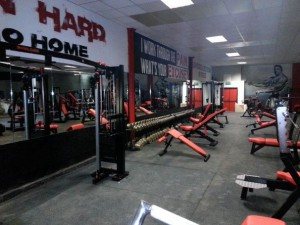 Architects Glasgow - Gym design 03