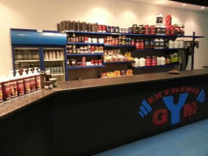 Architects Glasgow - Gym design 02