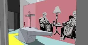 architects Paisley - Office interior design 02